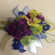 Homecoming Corsages and Boutonniere 06