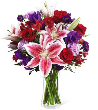 Sending You A Beautiful Day! Bouquet