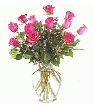 Roses say LOVE!