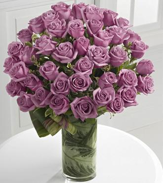 Luxury Lavender Roses