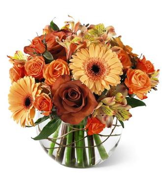 Sunnyslope\'s Natural Elegance Bouquet