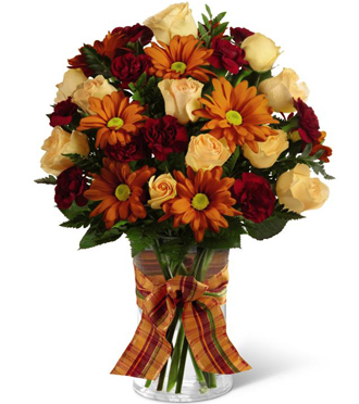 Sunnyslope\'s Golden Autumn Bouquet