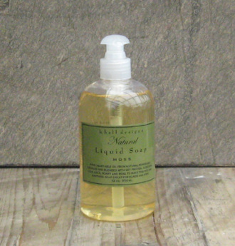 Moss Natural Liquid Soap