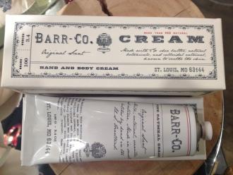 Barr-Co. Hand & Body Cream