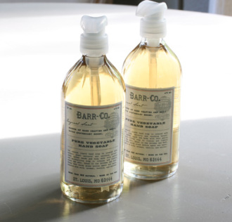 Barr-Co. Pure Vegetable Hand Soap