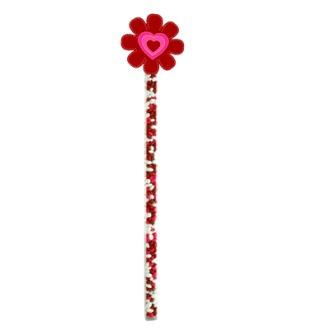 Flower Heart Topper