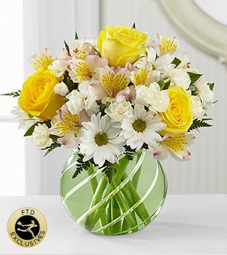 Sunlit Blooms