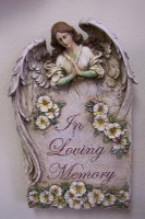 In Loving Memory with Angel