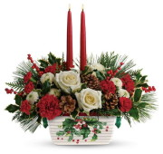 Renning's Halls of Holly Bouquet