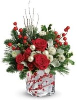 Renning's Winterberry Kisses Bouquet