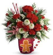 Renning's Buddy Bear Bouquet