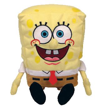 Ty Sponge Bob Square Pants