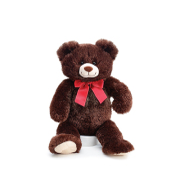 15in Dark Brown Bear