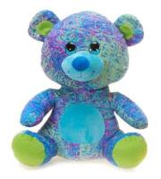 Scribbleez Bear - Blue