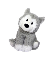 Warmies® Cozy Plush Husky