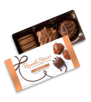 4 piece Box Russell Stovers Assorted Chocolate