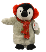 Holiday Penguin Plush