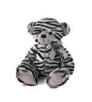 Zebra Print Bear