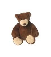 Little Bit Bigger Brownie Bear