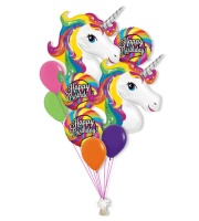 Large Unicorn Birthday