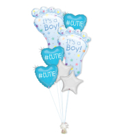 ITS A BOY BOUQUET