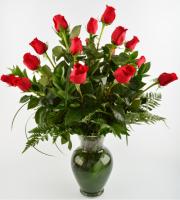 18 Stem Rose