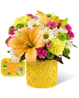 FTD Brighter Than Bright Bouquet