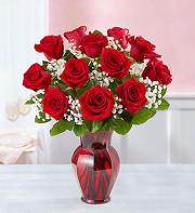 Blooming Love - 12 Roses