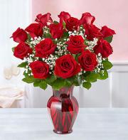 Blooming Love - 18 Roses