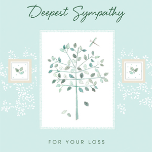 Deepest Sympathy For Your Loss
