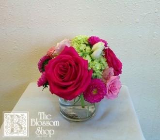 Posey Bunch- Pink & Green