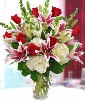 Midwood Flower Shop's Passionate Love Bouquet