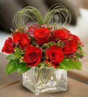 Midwood Flower Shop's Love Squared Bouquet
