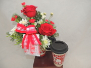 Cocoa To Go Bouquet
