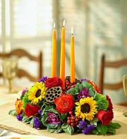 1800 Flowers Garden of Grandeur For Fall Centerpiece