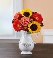 1800 Flowers Harvest Spice Bouquet