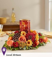 1800 Flowers Pumpkin Harvest Centerpiece