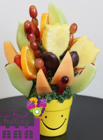 Smiley Treats Bouquet