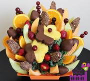 Fruit Chocolate Tray