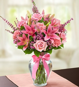 Pink Expressions Bouquet