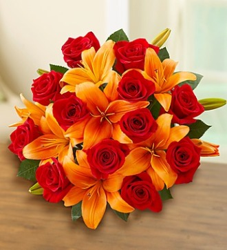 Elegant Autumn Bouquet