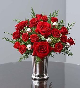 Merry Mistletoe Bouquet