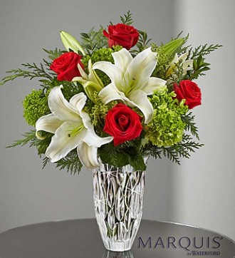 Marquis by Waterford Holiday Arrangement