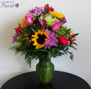 Summer Mix Vase