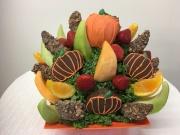Fall Chocolate Pumpkin
