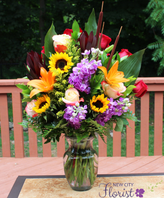 Super Sunny Bouquet
