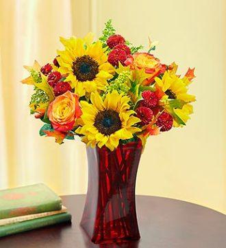 Autumn Sophistication Bouquet