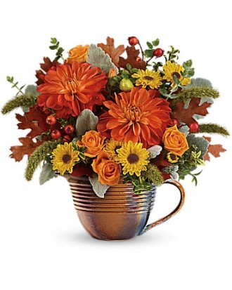 Autumn Sunrise Bouquet