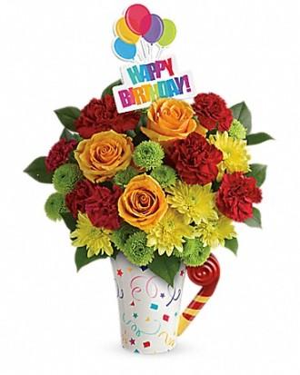 Fun & Festive Bouquet