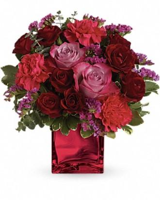 Ruby Bouquet
